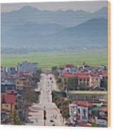 Vietnam, Dien Bien Phu Wood Print
