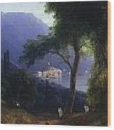 View From Livadia-1861 Wood Print