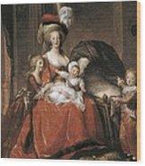 Vigee-lebrun, Elisabeth 1755-1842 Wood Print by Everett