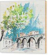 Vila Do Conde 15 Wood Print