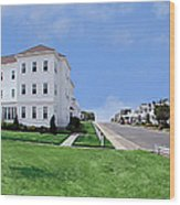 Villa Maria Wood Print