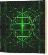 Vinetastic Wood Print