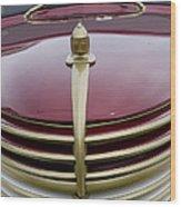 Vintage Car 5950 Wood Print