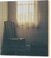 Vintage Charm Wood Print