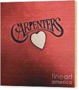 Vintage Cover Wood Print