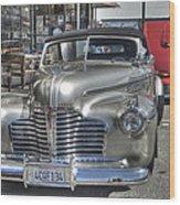 Vintage Cruise Cars 6 Wood Print