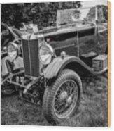 Vintage Mg Wood Print