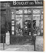 Vintage Paris 11c Wood Print