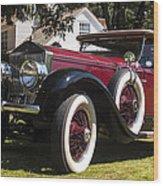 Vintage Rolls Royce Phantom Wood Print