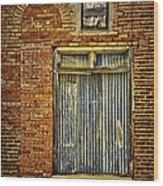 Vintage Route 66  Wood Print