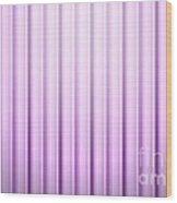 Violet Band Wood Print