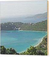 Virgin Islands Wood Print