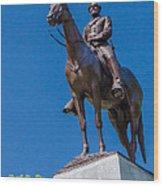 Virginia State Memorial 7d02297 Wood Print