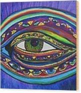Vision Wood Print