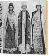 Vladimir I (956?-1015) Wood Print