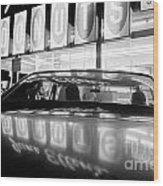 Vn Blvd.-029-30a Donuts Reflection Wood Print