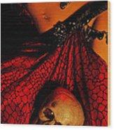Voodoo Wood Print
