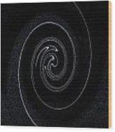 Vortex Art Wood Print