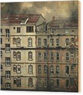 Voyeur Wood Print