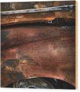 Vw Beatle II Wood Print