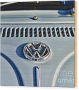 Vw Volkswagen Bug Beetle Wood Print