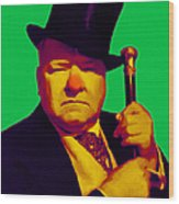 W C Fields 20130217p180 Wood Print