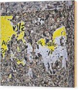 Wa Lk Sale Wood Print
