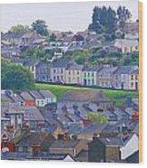 Wales Panorama Wood Print