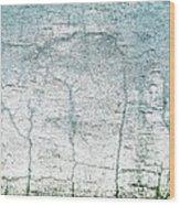 Wall Abstract 10 Wood Print