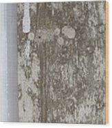 Wall Abstract 20 Wood Print