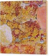 Wall Abstract 3 Wood Print