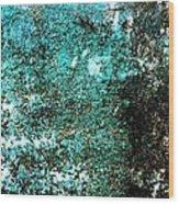 Wall Abstract 9 Wood Print