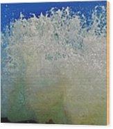 Wall Of Water 6 10/1 Wood Print
