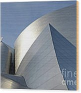 Walt Disney Concert Hall 14 Wood Print
