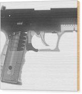 Walther P22 Wood Print