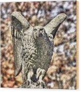 War Eagles - 115th Pennsylvania Infantry-b1 Autumn Gettysburg Wood Print by Michael Mazaika