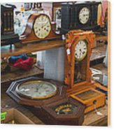 Warrenton Antique Days A Moment In Time Wood Print