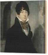 Washington Allston (1779-1843) Wood Print