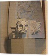 Washington National Cathedral - Washington Dc - 0113106 Wood Print