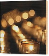 Washington National Cathedral - Washington Dc - 011317 Wood Print by DC Photographer