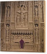Washington National Cathedral - Washington Dc - 011324 Wood Print