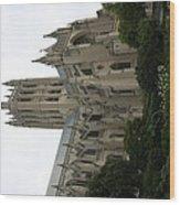 Washington National Cathedral - Washington Dc - 011350 Wood Print