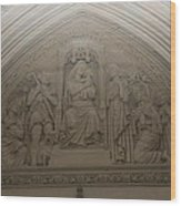 Washington National Cathedral - Washington Dc - 011366 Wood Print