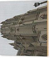 Washington National Cathedral - Washington Dc - 011367 Wood Print