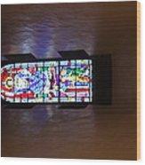Washington National Cathedral - Washington Dc - 011369 Wood Print by DC Photographer