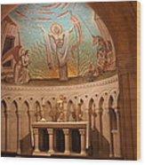 Washington National Cathedral - Washington Dc - 011370 Wood Print