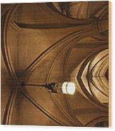 Washington National Cathedral - Washington Dc - 011374 Wood Print by DC Photographer