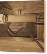 Washington National Cathedral - Washington Dc - 011375 Wood Print by DC Photographer