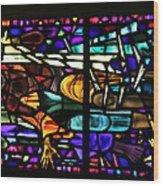Washington National Cathedral - Washington Dc - 011388 Wood Print by DC Photographer
