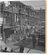 Washington Slum, 1935 Wood Print